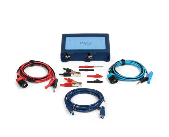 PicoScope 4225A BNC+ 2 channel starter kit